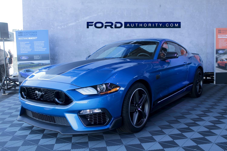 Ford Mustang 2.3 Ecoboost Horsepower